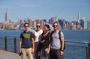 Williamsburg, NYC Skyline Tour mit Olidaytours