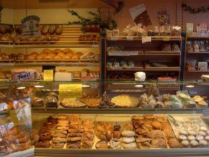 """""""Bäckerei"""" in Kürnach, my home village"""