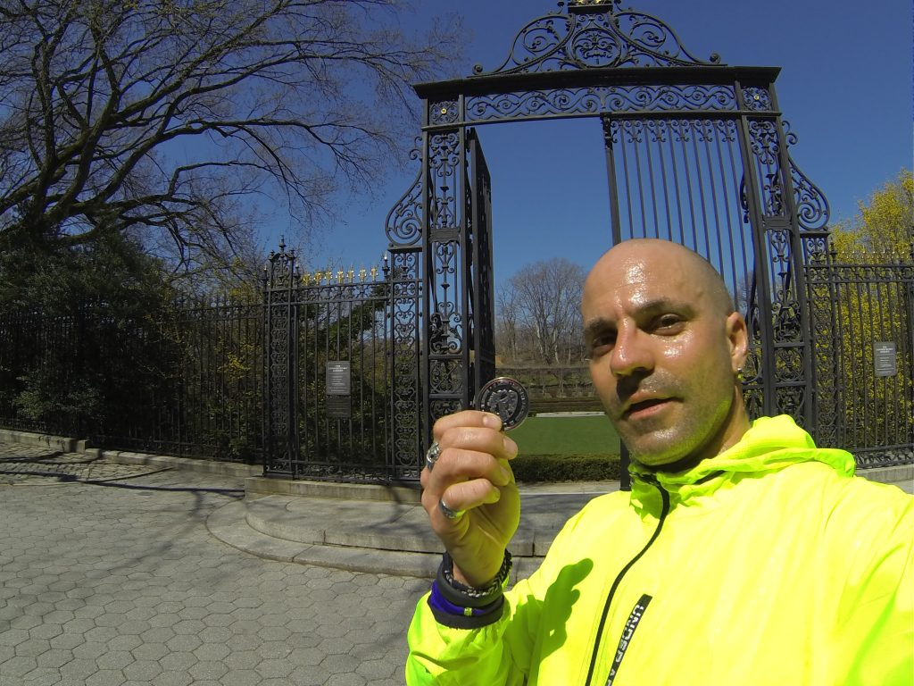 NYC running tour