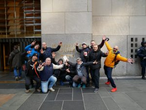 deutschsprachige New York City Gruppen Tour