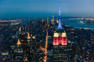 NYC Helikopter Rundflug