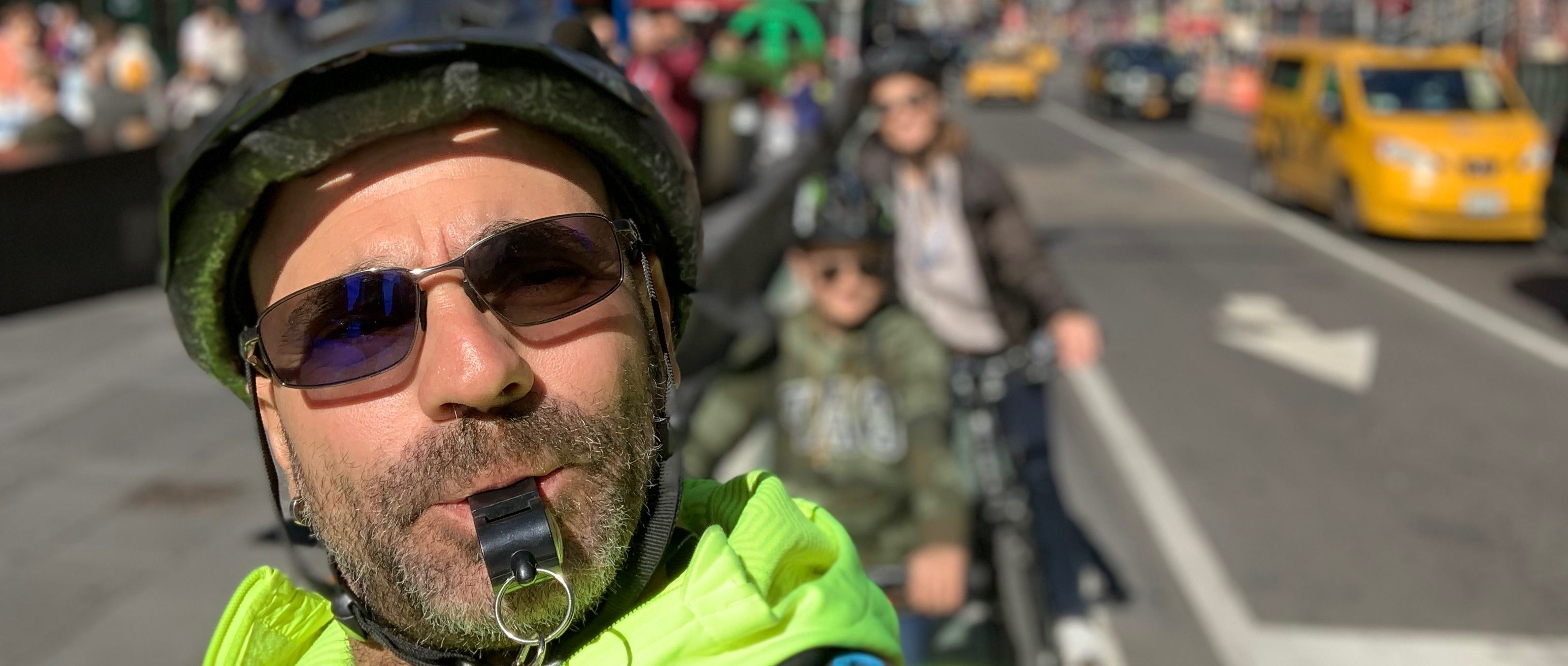 Central Park Bike Tour und ganz Manhattan mit dem Fahrrad
