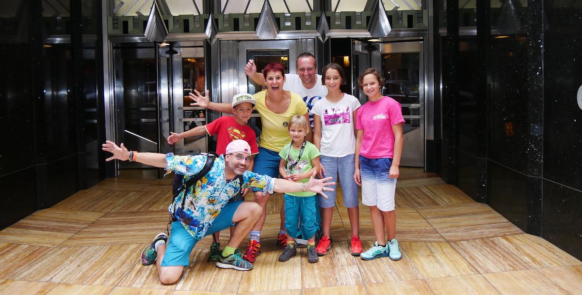 NYC Kinder und Familien Touren mit Olidaytours